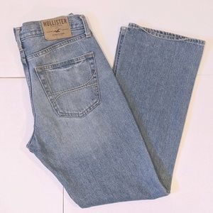 Hollister men's boot jeans 31x30